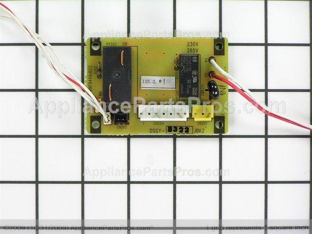 ge wjx sub board ass y com ge sub board ass y wj26x10072 from appliancepartspros
