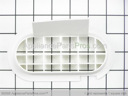 GE Sump Cap WD12X418 from AppliancePartsPros.com