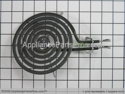 GE Surface Element, 6 Inch WB30X218 from AppliancePartsPros.com