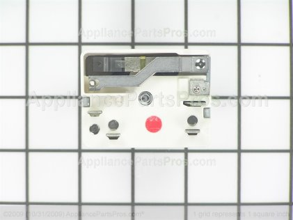 "GE Switch Inf Cntl 8"" El WB23K10004 from AppliancePartsPros.com"