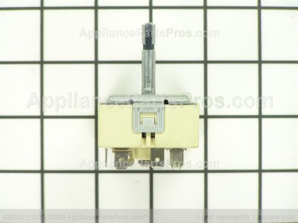 GE Switch Inf Cntl WB24T10134 from AppliancePartsPros.com