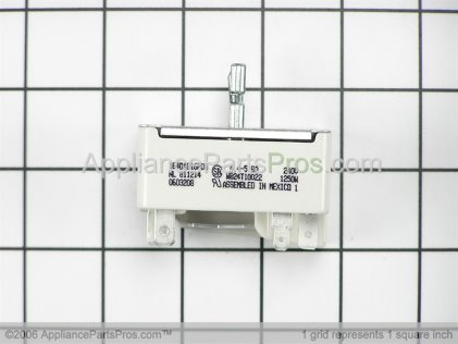 GE Switch Infin WB24T10022 from AppliancePartsPros.com
