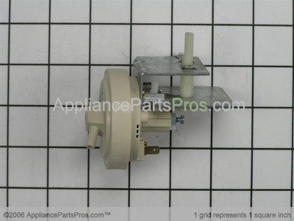 GE Switch Pressure WH12X10108 from AppliancePartsPros.com