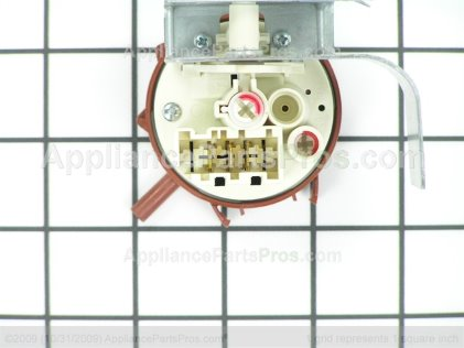 GE Switch Pressure WH12X10301 from AppliancePartsPros.com