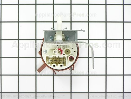 GE Switch Pressure WH12X10302 from AppliancePartsPros.com