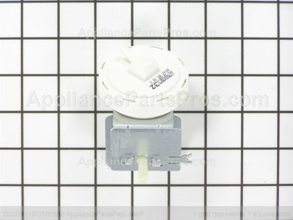 GE Switch Pressure WH12X10311 from AppliancePartsPros.com