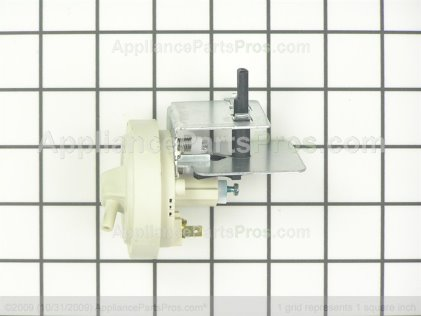 GE Switch Pressure WH12X10365 from AppliancePartsPros.com