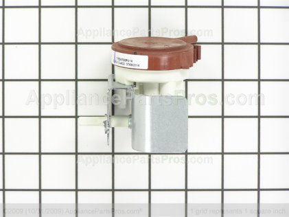 GE Switch Pressure WH12X10476 from AppliancePartsPros.com