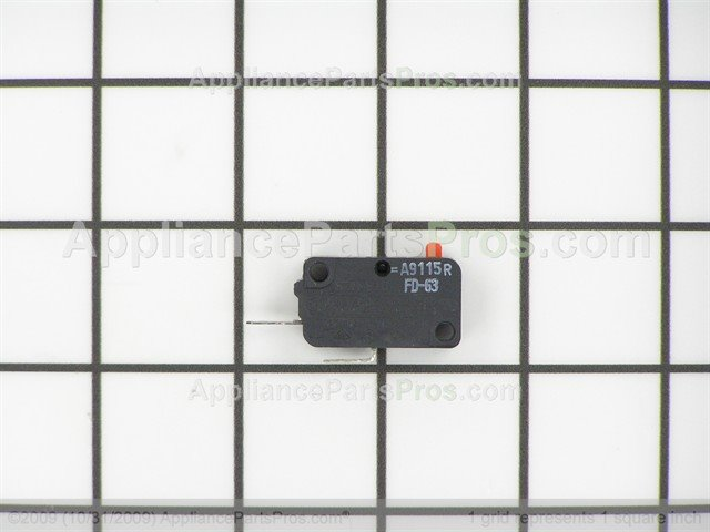 Ge Switch Primary Secondary For General Electric Je2160sf03 Won T Start Ap2024331 From