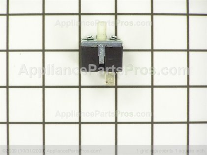 GE Switch-Push to Start WH12X10430 from AppliancePartsPros.com
