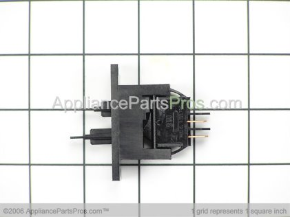 GE Switch Pushbutton WD21X732 from AppliancePartsPros.com