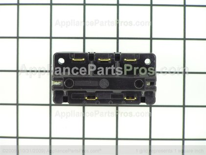 GE Switch, Pushbutton WH12X848 from AppliancePartsPros.com