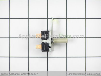 GE Rotary Switch WH12X10498 from AppliancePartsPros.com