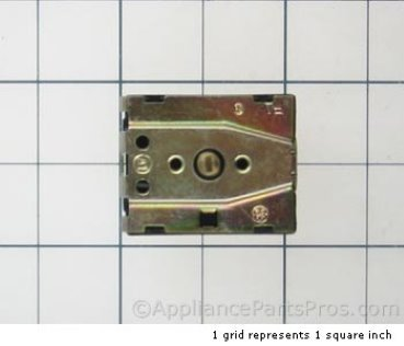 GE Switch, Selector WB24X5011 from AppliancePartsPros.com