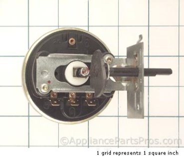 GE Switch, Water Level WH12X915 from AppliancePartsPros.com