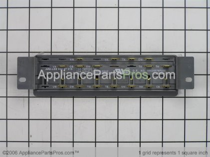 GE Swtch Pushbutton WD21X10182 from AppliancePartsPros.com