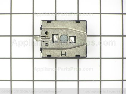 GE Temperature Switch WE4M411 from AppliancePartsPros.com