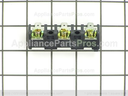 GE Terminal Block WE4M417 from AppliancePartsPros.com
