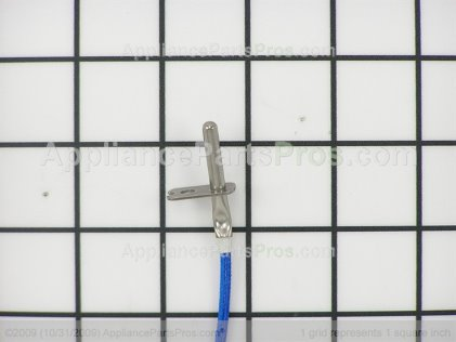 GE Thermistor Assembly WE04X10111 from AppliancePartsPros.com
