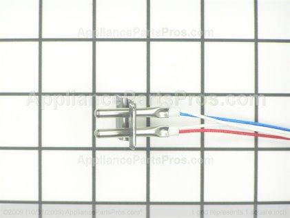 GE Thermistor WB27X10468 from AppliancePartsPros.com