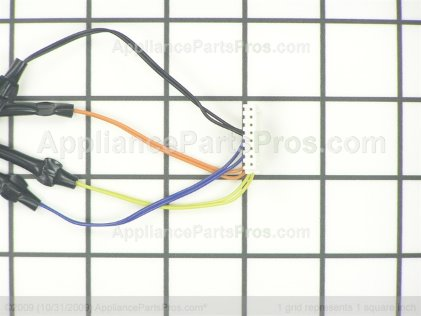 GE Thermistor WP27X10033 from AppliancePartsPros.com