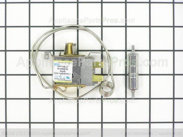 Vintage Ge Fan Model Numbers : Ge wr thermostat asm appliancepartspros
