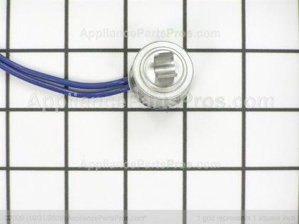 GE Thermostat Def/long Lead WR09X10025 from AppliancePartsPros.com