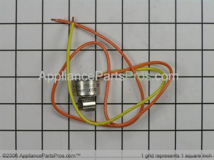 GE Thermostat Def WR50X124 from AppliancePartsPros.com