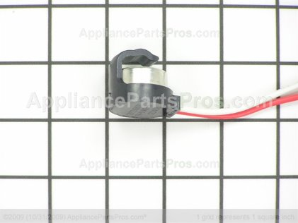 GE Thermostat Defrost WR50X10101 from AppliancePartsPros.com