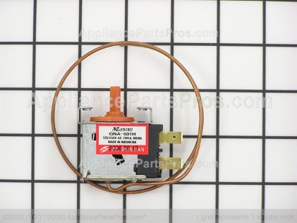 GE Thermostat WJ28X10013 from AppliancePartsPros.com