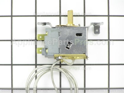 GE Thermostat WR09X10197 from AppliancePartsPros.com