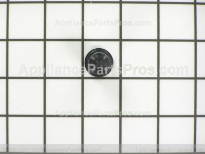 GE Thimble Door Plastic Bk WR02X10931 from AppliancePartsPros.com