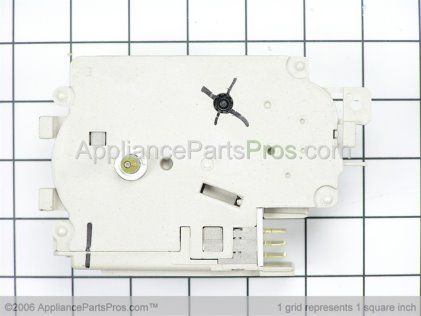 GE Timer Asm Washer WH12X10201 from AppliancePartsPros.com