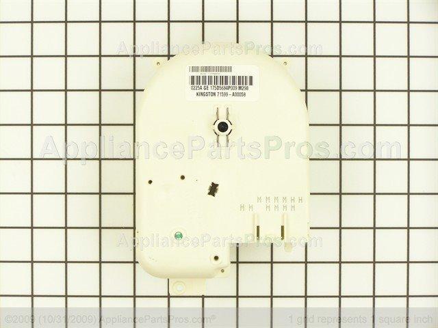 Ge Wh12x10358 Timer Washer Appliancepartspros Com