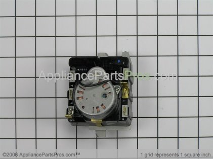 GE Timer WE4M188 from AppliancePartsPros.com