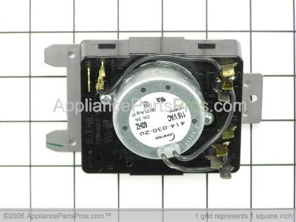 GE Timer WE4X791 from AppliancePartsPros.com