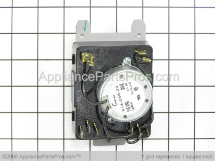 GE Timer WE4X794 from AppliancePartsPros.com