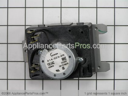 GE Timer WE4X797 from AppliancePartsPros.com
