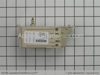 GE Timer WH12X10206 from AppliancePartsPros.com
