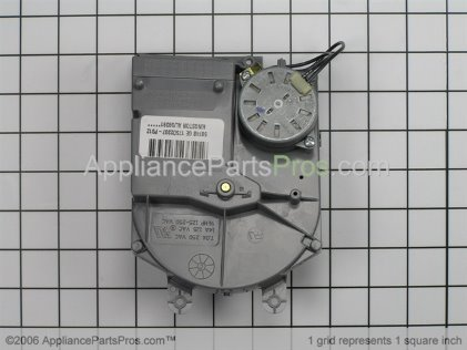 GE Timer WH12X1026 from AppliancePartsPros.com