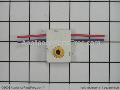 GE Top Burner Valve Switch WB24K10002 from AppliancePartsPros.com