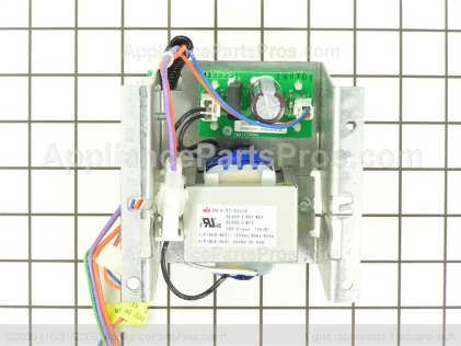 GE Transformer Bkt Asm WR55X10944 from AppliancePartsPros.com