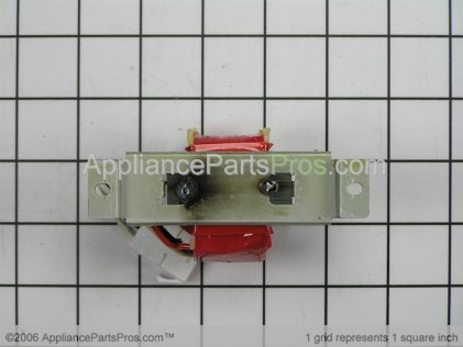 GE Transformer, Power WB20X10021 from AppliancePartsPros.com