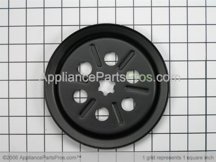 GE Transmission Pulley WH7X126 from AppliancePartsPros.com
