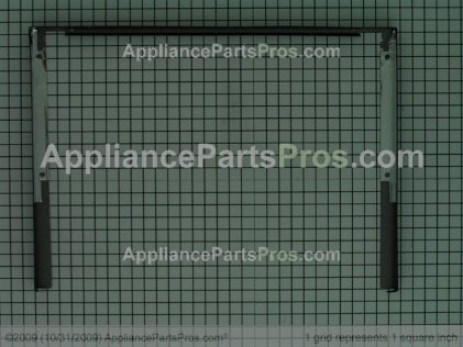 GE Trim Dr (blk WB7K265 from AppliancePartsPros.com
