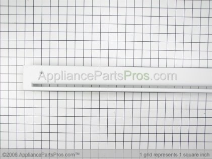 GE Trim Vnt Dr WB07T10241 from AppliancePartsPros.com