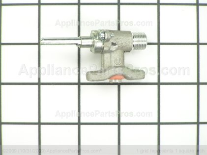 GE Valve Burner 140 WB21K10098 from AppliancePartsPros.com