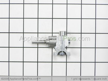 GE Valve Burner Ctl (lg) WB21X515 from AppliancePartsPros.com