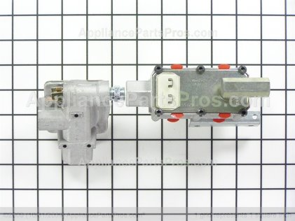 GE Valve Control Asm WB19K10039 from AppliancePartsPros.com