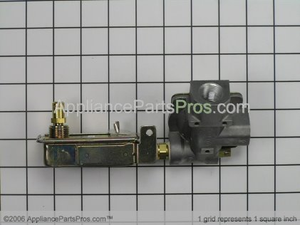 GE Valve Control Asm WB19K10044 from AppliancePartsPros.com
